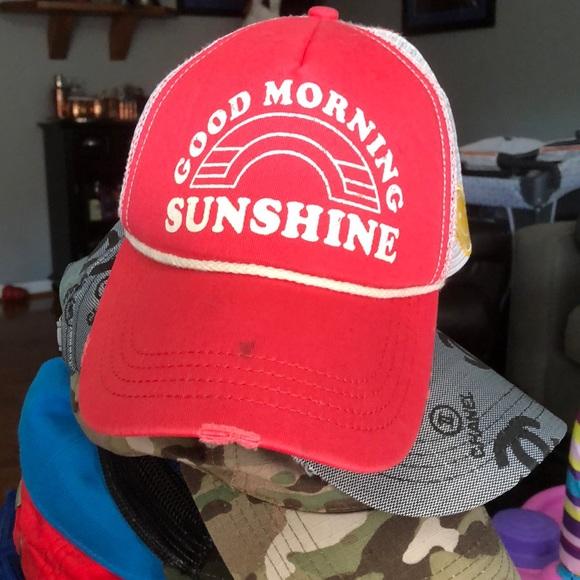 Billabong Accessories - Billabong Good Morning Sunshine SnapBack ☀️ 6c5df7888413